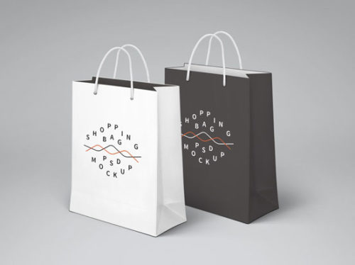 Shopping Bag | Mockup